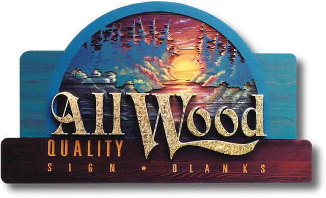 Allwood Signblanks